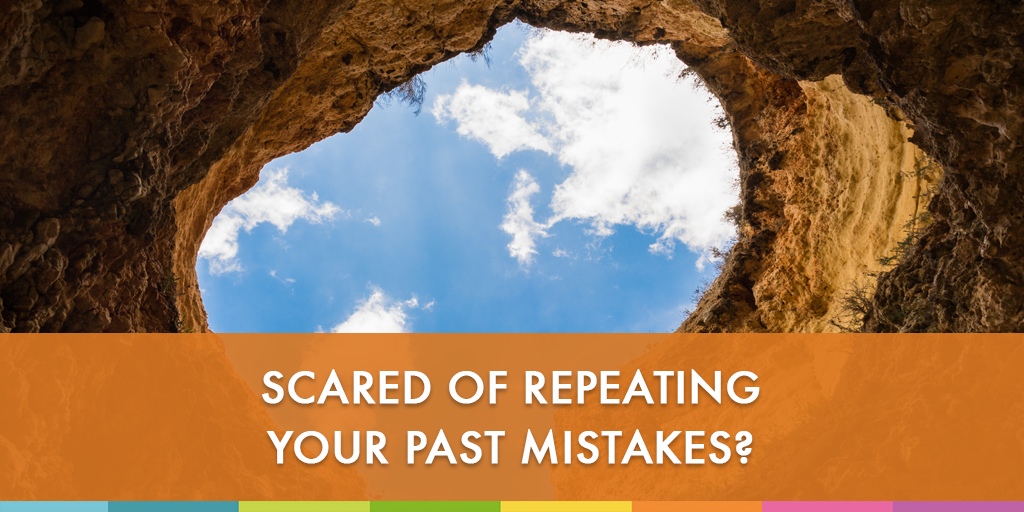 how to forget the past mistakes