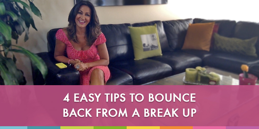 how to bounce back from a break up