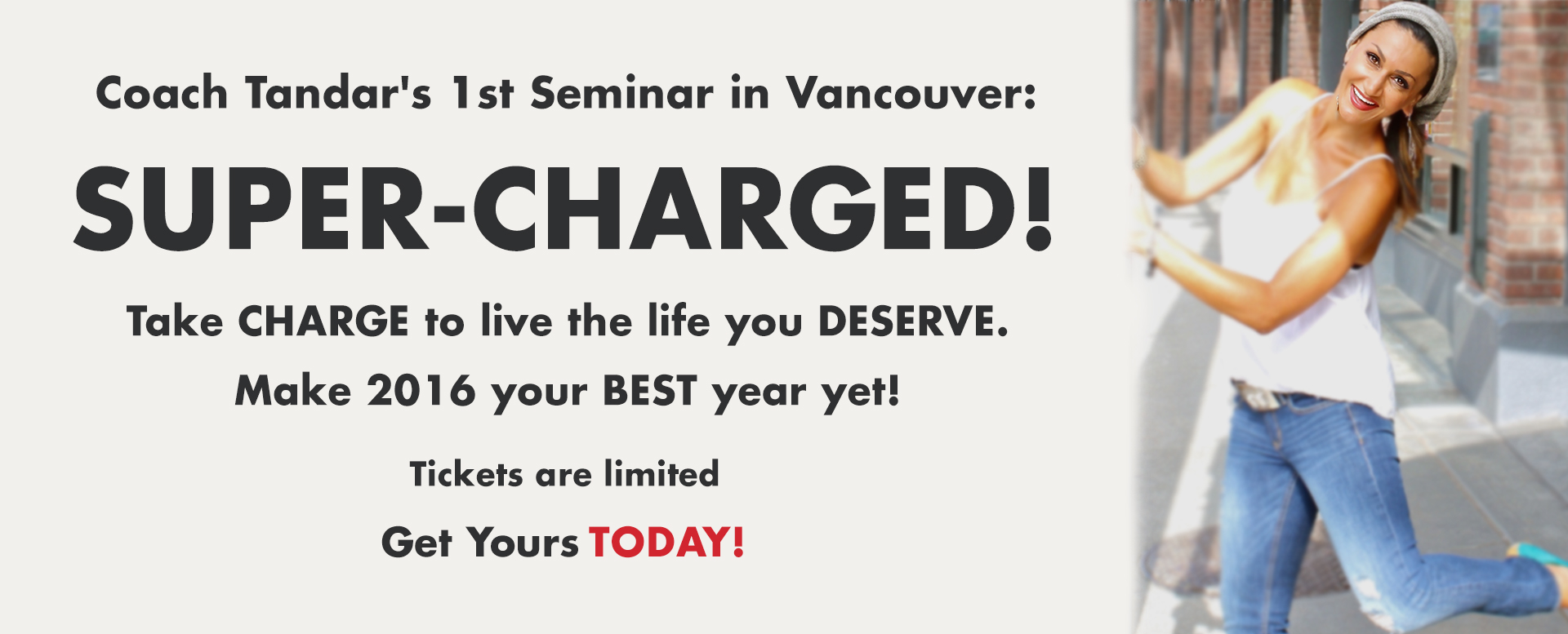 Vancouver Seminar - Super Charged