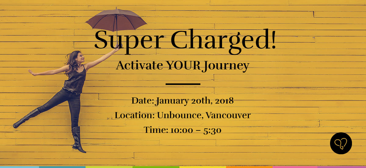 Super Charged - Activate YOUR Journey event